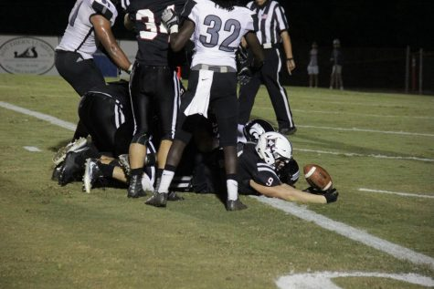 Wando vs. Conway August 25th (Loss 17-7)