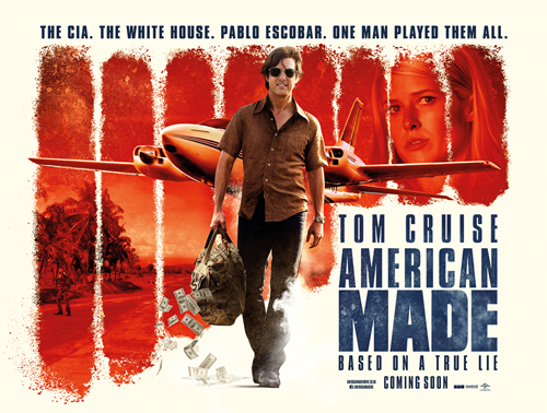 Doug Liman Executes American Made Prefectly