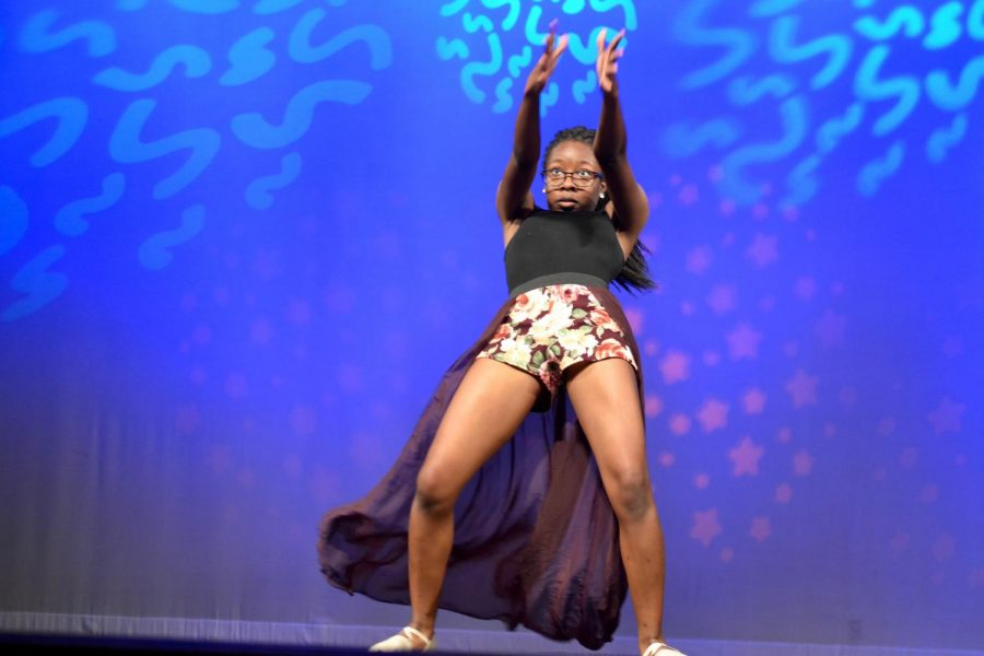 Talent Show Showcases Student's Flair