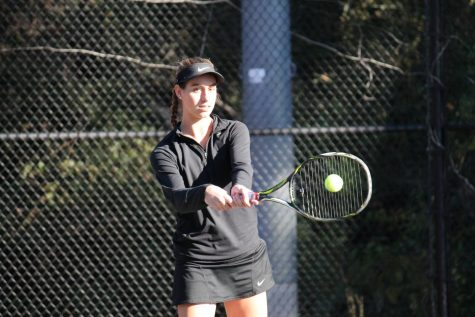 Wando Girls' Tennis vs. River Bluff