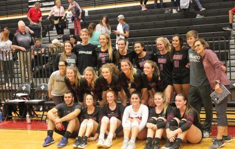 Wando Volleyball Claims Lowerstate Championship