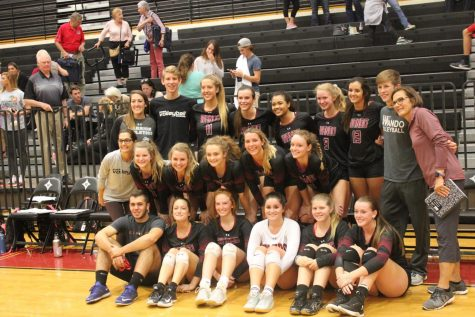 Wando Volleyball Claims Lowerstate Championship