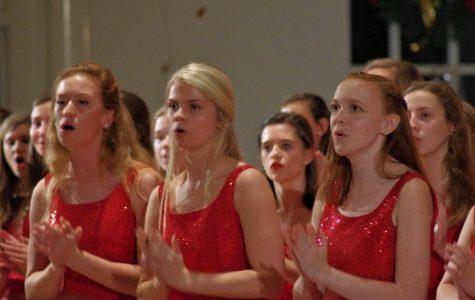 Christ Church Hosts Annual Chorus Holiday Concert
