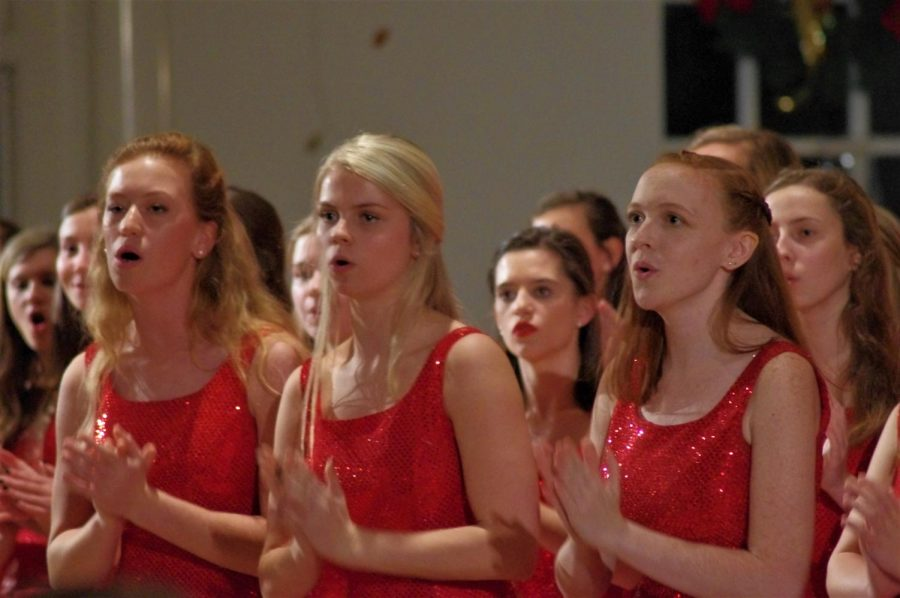 Christ Church Hosts Annual Chorus Holiday Concert