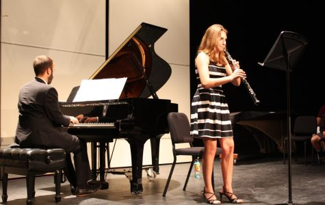Band Holds Annual Concerto Performance