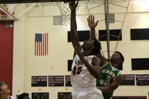 Wando Vs. Summerville Dec. 8