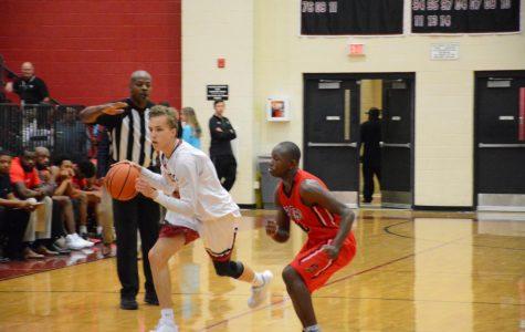 Boy's Varsity Basketball Beats Stratford
