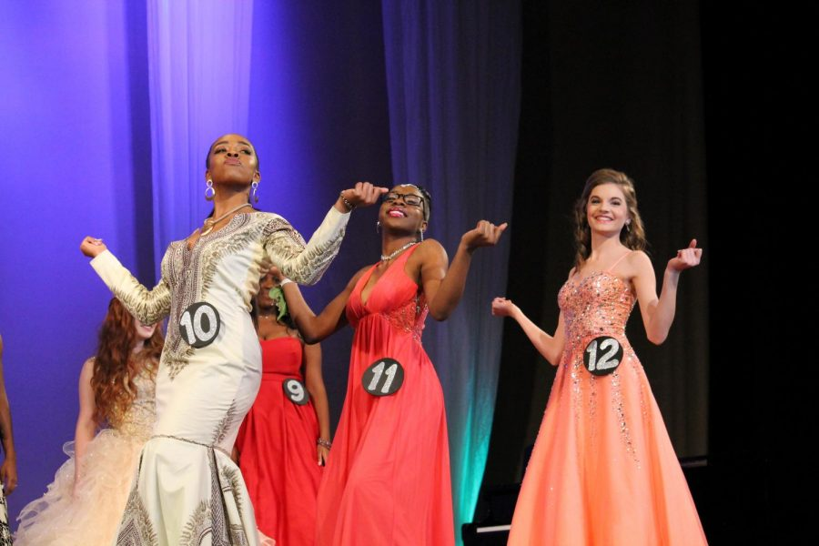 Faith Mitchell Crowned Miss Wando