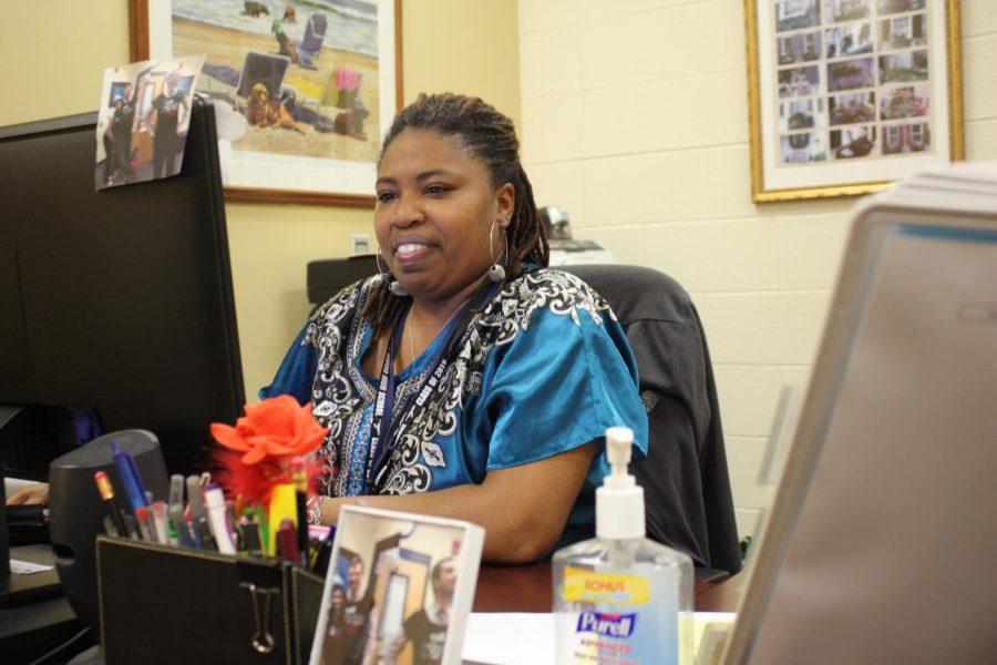 Rasheida Brown Classified Professional of the Year