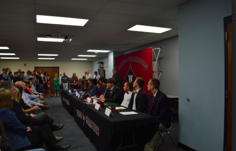 Spring National Signing Day
