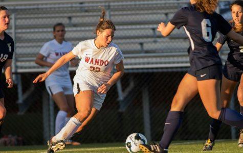 Girls' Soccer Beats Blythewood