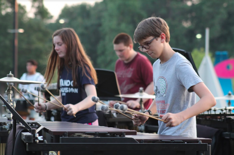 Wando Band heads to All State