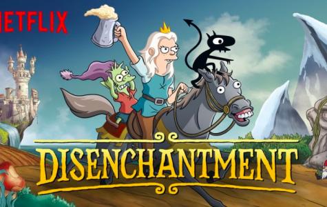 A closer look at the Netflix original 'Disenchantment'
