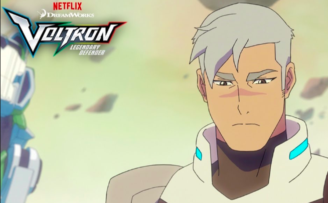 Voltron characters still Legendary as seventh season Is released