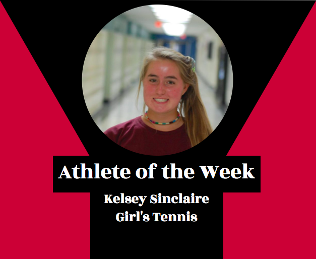 Week 4: Kelsey Sinclaire, Girl's Tennis