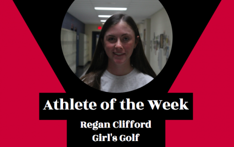 Week 5: Regan Clifford, Girl's Golf