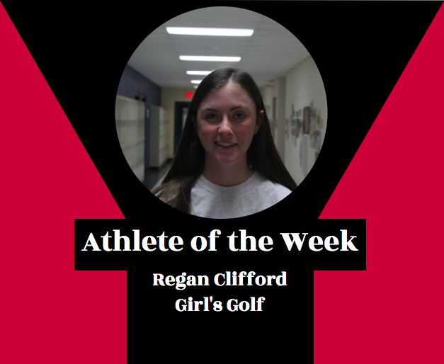Week 5: Regan Clifford, Girl's Golf