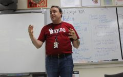 Hope gives English teacher, Patrick Martin, a voice