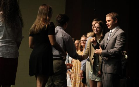 AP Academy welcomes almost 300 new members