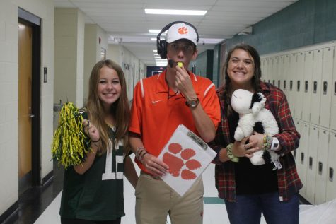 Gallery: Fall Pep Rally (10/5)