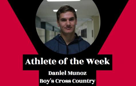 Week 6: Daniel Munoz, Boy's Cross Country