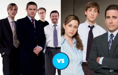 An analysis of both the UK and the US version of 'The Office'