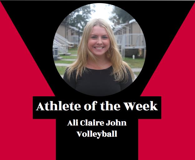 Ali Claire John