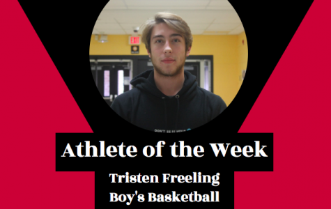 Week 9: Tristen Freeling, Boy's Basketball