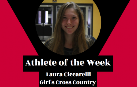 Week 7:  Laura Ciccarelli, Girl's Cross Country