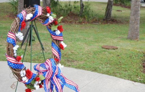 JROTC honors Veterans with a ceremony