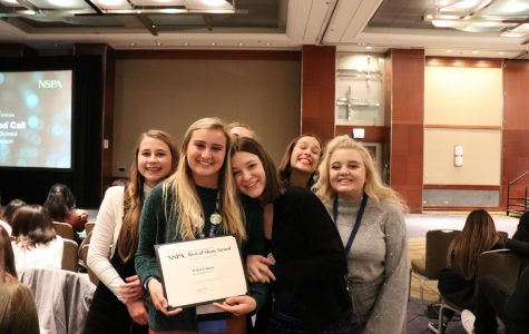 Tribal Tribune receives a Pacemaker from NSPA