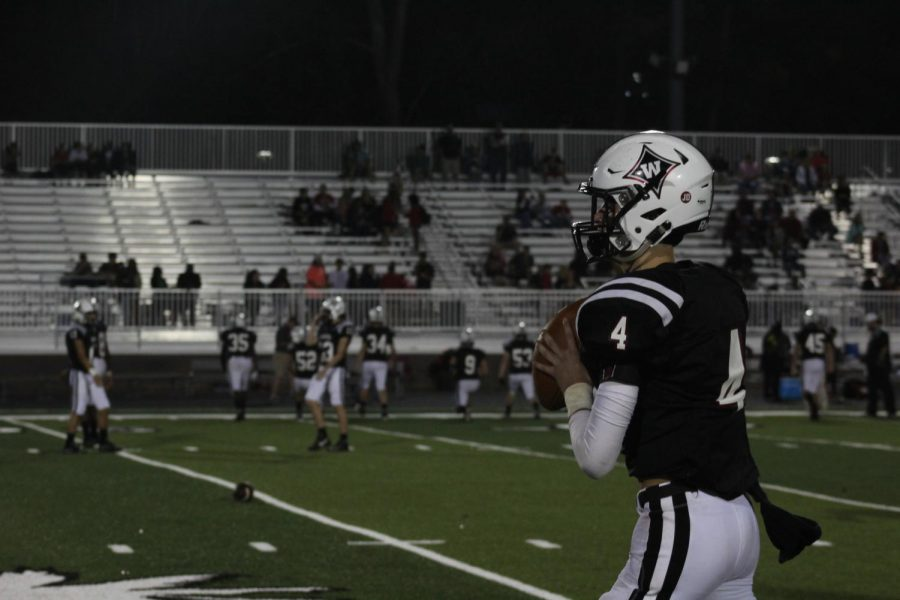 Wando prepares for playoffs.