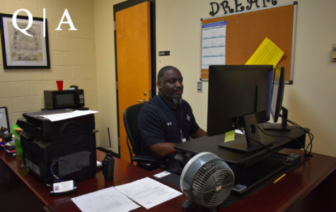 Wando Staff Feature: Jermaine Joyner