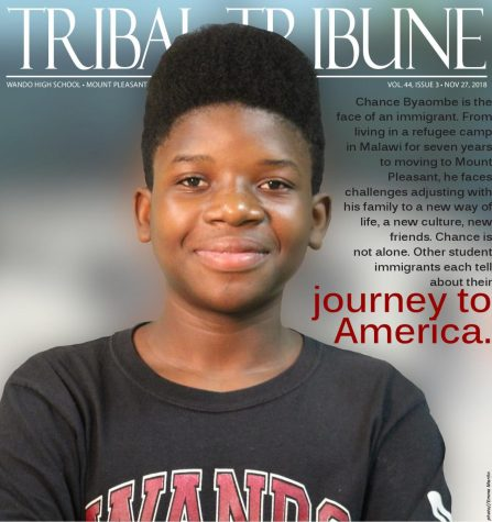 Tribal Tribune: Vol. 43 Issue 4