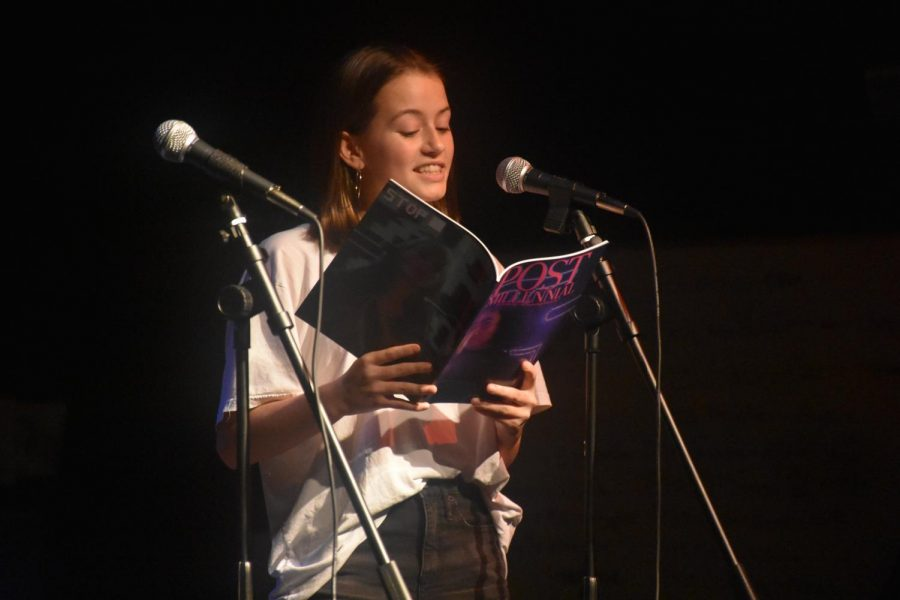 The Outlets Poetry Slam (11/15)