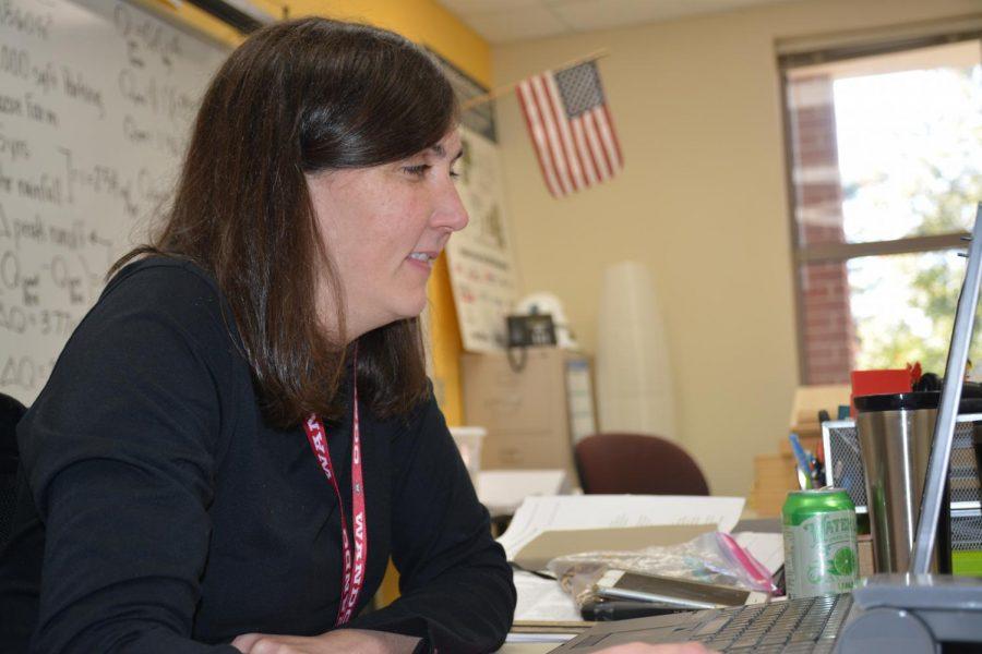 Kathryn+Johnston+wins+STEM+Teacher+of+the+Month