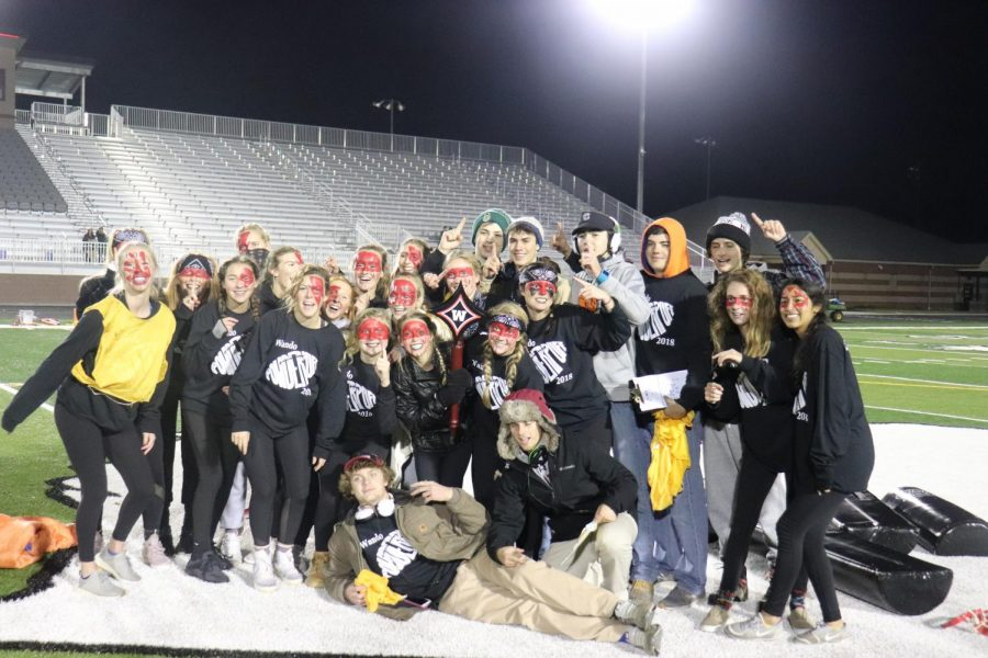 Dreams come true in powderpuff for twins on winning team