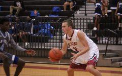 Boy's varsity basketball beats Stall High School (12/7)