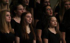 Men's Choir, Wando Singers and Concert Choir perform for the Winter Concert