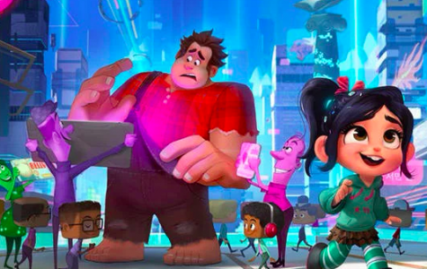 Wreck-It Ralph Breaks the Internet does not live up to Disney standards