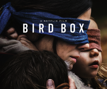 The Spear- Episode 5 Netflix's Bird Box Review