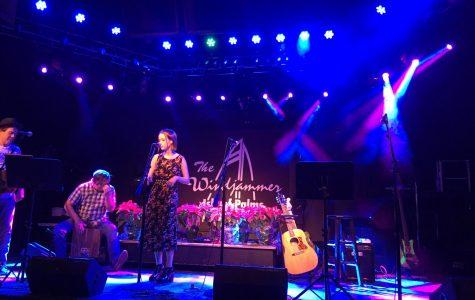 Playing at the Charleston Windjammer