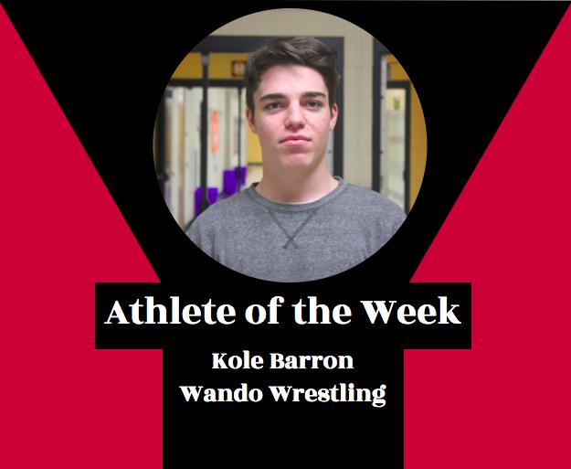 Week 11: Kole Barron, Wando Wrestling
