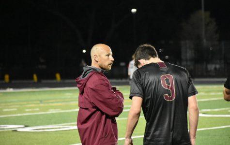 Varsity boys soccer vs. West Ashley 3/12