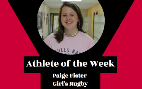 Week 15: Paige Fister, Girl's Rugby