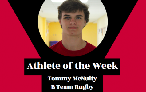 Week 14: Tommy McNulty, B Team Rugby