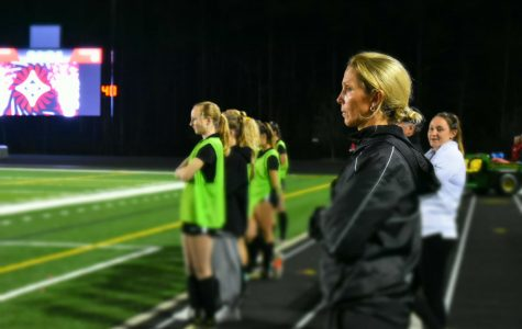 Varsity girls soccer vs. Fort Dorchester