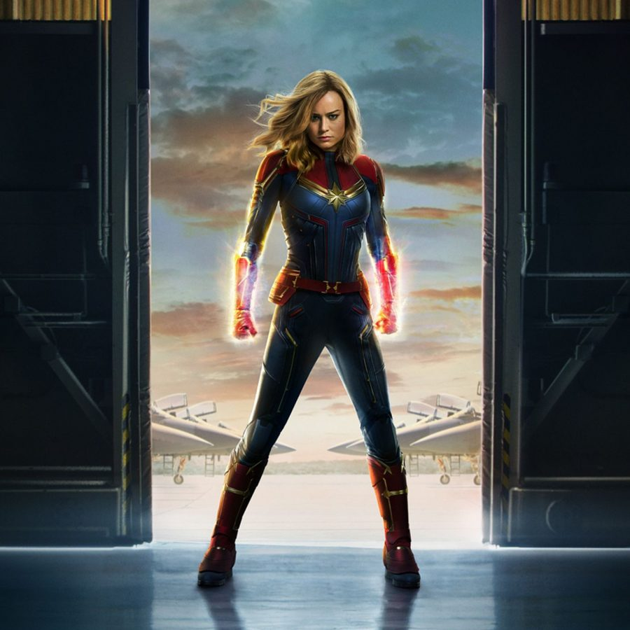captain marvel is an empowering and exciting movie – tribal tribune