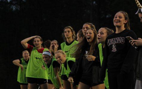 Girl's Soccer vs. Berkley (10-0)