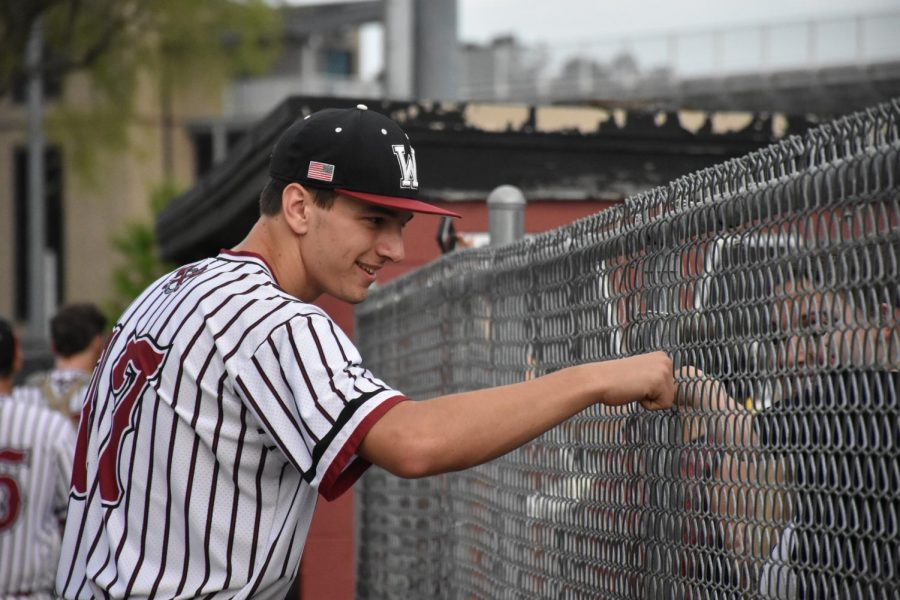 Wando Baseball defeats Ashley Ridge (4/12)